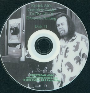 the art of platinum printing by patrick alt
