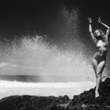 Ivory Flame @ Sapphire Beach Australia